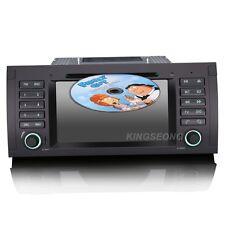 "7"" Car Radio for BMW 5 Series E39 X5 E53 M5 Autoradio DVD GPS Bluetooth DTV-IN"