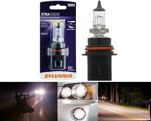 Sylvania Xtra Vision 9004 HB1 65/45W One Bulb Head Light Dual Beam Hi Lo Halogen
