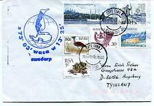 1994 Svea SWEDARP Sverige Tyskland Cape Town Polar Antarctic Cover