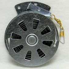6 Pack Mechanical Fisher's Yo Yo Fishing Reels (Flat Trigger Model)