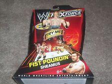 2010 WWF WWE Flex Force Sheamus Fist Poundin Action Figure