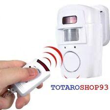 Sistema Impianto d'Allarme Antifurto con Sensore di Movimento Wireless Wifi Casa