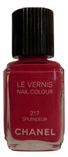 NEW! CHANEL Le Vernis # 217 Splendeur Nail Colour / Polish / Lacquer Brand New