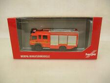 x-71594Herpa 1:87 Feuerwehr Hamburg MB Atego 04 sehr guter Zustand
