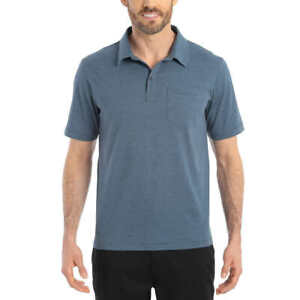 SALE!!  Gerry Men's Short Sleeve Comfort Stretch Polo Shirt Top - VARIETY - A24