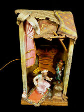 RARE FRANZ BERGMAN ORIENTALIST COLD PAINTED VIENNA BRONZE LAMP - CIRCA 1900