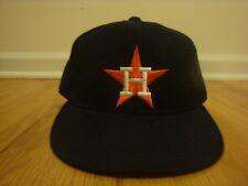 f4edfa37093 VTG Houston Astros 7 3 8 New Era hat cap Diamond Collection fitted 80s 90s