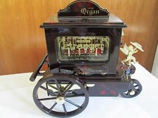 Organ Grinder Music Box