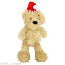 Good Boy Xmas Large Christmas Raggy Dog 10962 Christmas Dog Toy Low Stuffing