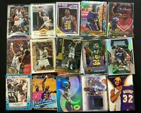 1987-2020 KARL MALONE Basketball Lot of 25 Cards No Dupes INSERTS / BASE