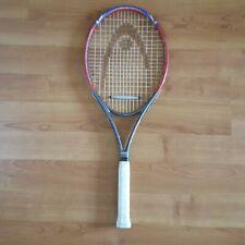 Head Ti MIRAGE Tennis Racquet, 16M /19C, 24-28kP/ 52-62 lbs, Xtralong 4 3/8 - 3