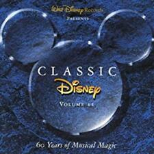 Classic Disney: 60 Years Of Musical Magic Volume 2 w/ Artwork MUSIC AUDIO CD