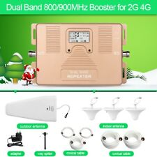 ATNJ 2G 4G Dual Band 800/900MHz Mobile Signal Booster Repeater with threeCeiling