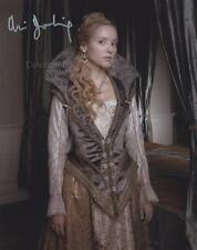 ALEXANDRA DOWLING as Queen Anne - The Musketeers GENUINE AUTOGRAPH UACC (R12312)