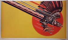 """Judas Priest GIANT WIDE 42"""" x 24"""" Screaming for Vengeance Music Poster CD Band"""
