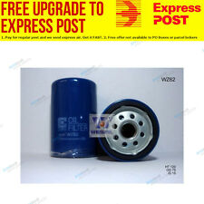 Wesfil Oil Filter WZ62 fits Ford Escort 1.6