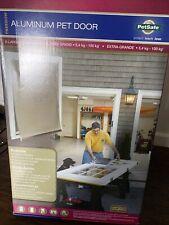New listing PetSafe Hpa1111601 Freedom Aluminum Pet Door - X-Large