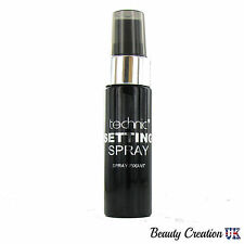 TECHNIC Setting Spray Fixer For Makeup Foundation 31ml TC051