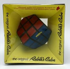 Vintage Rubik's Cube Puzzle Sealed Original Package Box 1980 Ideal Toy