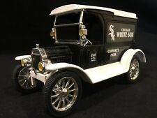 Ertl Die Cast 1917 Model T Delivery Truck Bank Chicago White Sox