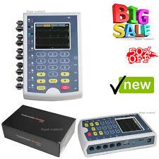 Simulateur multiparamètres ECG, Respiration, Température, IBP Ecran tactile