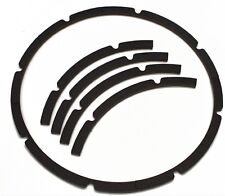 "Professional Grade 12"" Speaker gaskets One Pair !!!"