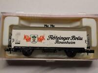 Spur N Güterwagen Kühlwagen Bierwagen DB Schinner Bayreuth Sowa-N 1817K