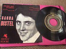 """Sacha Distel - Parlez Moi D'Amour - 7"""" Vinyl Pop chanson ep 45t"""