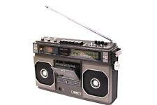 SANKEI TCR 939 Stereo Radio Kassetten Recorder Ghettoblaster Boombox Vintage