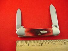 CASE XX USA 62131 CANOE KNIFE BARNBOARD & LIMITED SHIELD