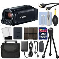 Canon VIXIA HF R800 Full HD Camcorder HFR800 Black 57x Advance Zoom + 16GB Kit
