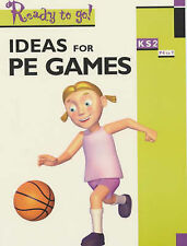 Ideas for PE Games KS 2: Key stage 2 by Elizabeth Pike (Paperback, 2001)