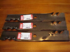 "44"" Oregon GATOR BLADES Mulching Tungsten carbide replaces DIXON Ram 44"" 13918"