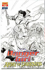 DANGER GIRL / ARMY OF DARKNESS #4, VF/NM, Variant, 2011, more AOD in store, Sket