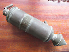 Rare Antique D. Wenrich Steam Train Whistle? Brass or Copper Metal