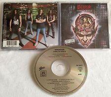 Kreator - Coma Of Souls CD 1990 NOISE/EPIC destruction sodom voivod