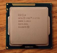 Intel Core i7-3770s 4 Core 8-thread PROCESSORE CPU (3,1 GHz, 65 W, Socket 1155)