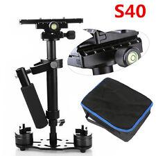 S40 Handheld Stabilizer Steadycam Steadicam for Camcorder Camera DSLR Video DV