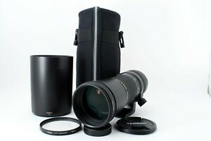 【AS-IS】TAMRON SP AF 200-500mm F/5-6.3 Di LD IF for Nikon From JAPAN 738615