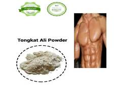 Pure Tongkat Ali Powder TESTOSTERONE BOOSTER Eurycoma Lonngifolia 100g Muscles