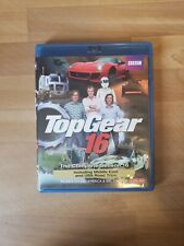 Top Gear: The Complete Series 16 (Blu-ray, 2011, 3-Disc Set) CIB