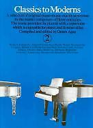 CLASSICS TO MODERNS Book 2 Agay Piano*