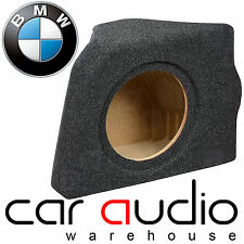 "BMW 5 Series E60 2003 On Left Wheel Arch Custom 10"" Car Sub Subwoofer Bass Box"