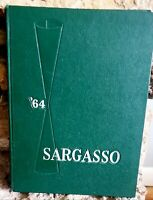 Kokomo High School Sargasso Yearbook Class of 1964