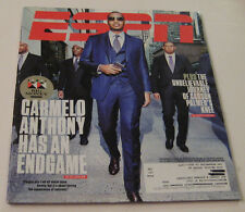 ESPN Magazine 12/8/14 Big Money Issue & Carmelo Anthony, Carson Palmer