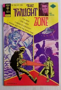 GOLD KEY Collectible Comic Book THE TWILIGHT ZONE No 60 November 1974