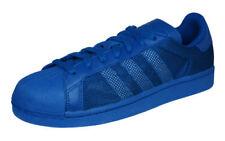 Scarpe da ginnastica da uomo blu stringhe originals
