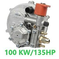 CNG Reducer 100 kW/135 HP for Carburettor or Single Point System ATIKER