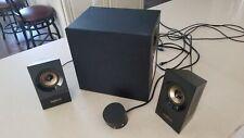 Logitech Z533 Multimedia Speaker System Subwoofer Black - Tested - Grade B