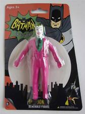 JOKER Bendable Posable Hero Batman Villain DC Comics toy Action figure BENDY NEW